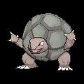 Pokemon #076 - Golem