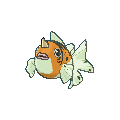 Pokemon #119 - Seaking (Shiny)