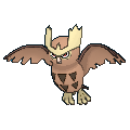 Pokemon #164 - Noctowl