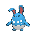 Pokemon #184 - Azumarill