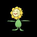 Pokemon #192 - Sunflora