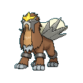 Image for #244 - Entei
