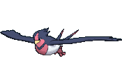 Pokemon #277 - Swellow