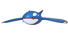Pokemon #382 - Kyogre