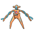 Pokemon #386 - Deoxys