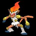 Pokemon #392 - Infernape