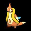 Pokemon #419 - Floatzel