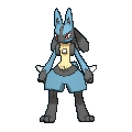 Pokemon #448 - Lucario