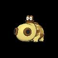 Pokemon #449 - Hippopotas