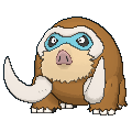 Pokemon #473 - Mamoswine