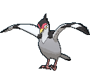 Pokemon #520 - Tranquill