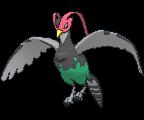 Pokemon #521 - Unfezant