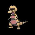 Pokemon #552 - Krokorok