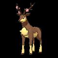 Pokemon #586 - Sawsbuck