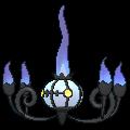 Pokemon #609 - Chandelure
