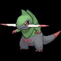 Pokemon #611 - Fraxure