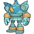 Pokemon #623 - Golurk