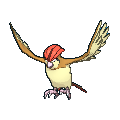 Pokemon #017 - Pidgeotto