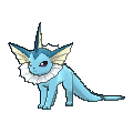 Pokemon #134 - Vaporeon