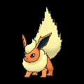 Pokemon #136 - Flareon