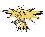 Image for #145 - Zapdos
