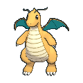 Pokemon #149 - Dragonite