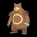 Pokemon #217 - Ursaring