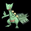 Pokemon #254 - Sceptile