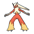 Pokemon #257 - Blaziken