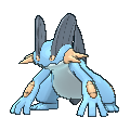 Pokemon #260 - Swampert