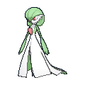 Pokemon #282 - Gardevoir