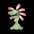 Pokemon #346 - Cradily