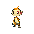 Pokemon #390 - Chimchar