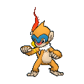 Pokemon #391 - Monferno