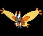 Pokemon #414 - Mothim