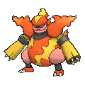 Pokemon #467 - Magmortar