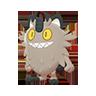 Pokemon #52_galarian - Meowth
