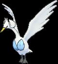 Pokemon #581 - Swanna