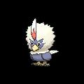 Pokemon #627 - Rufflet