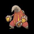 Pokemon #631 - Heatmor