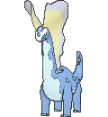 Pokemon #699 - Aurorus