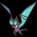 Pokemon #715 - Noivern