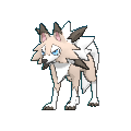Pokemon #745 - Lycanroc