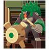 Pokemon #812 - Rillaboom