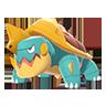 Pokemon #834 - Drednaw
