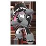 Pokemon #862 - Obstagoon