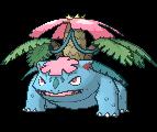Pokemon #mega_003 - Venusaur