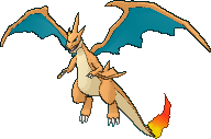 Pokemon #mega_006y - Charizard