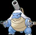 Pokemon #mega_009 - Blastoise