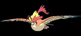 Pokemon #mega_018 - Pidgeot